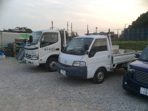 トラック・作業車