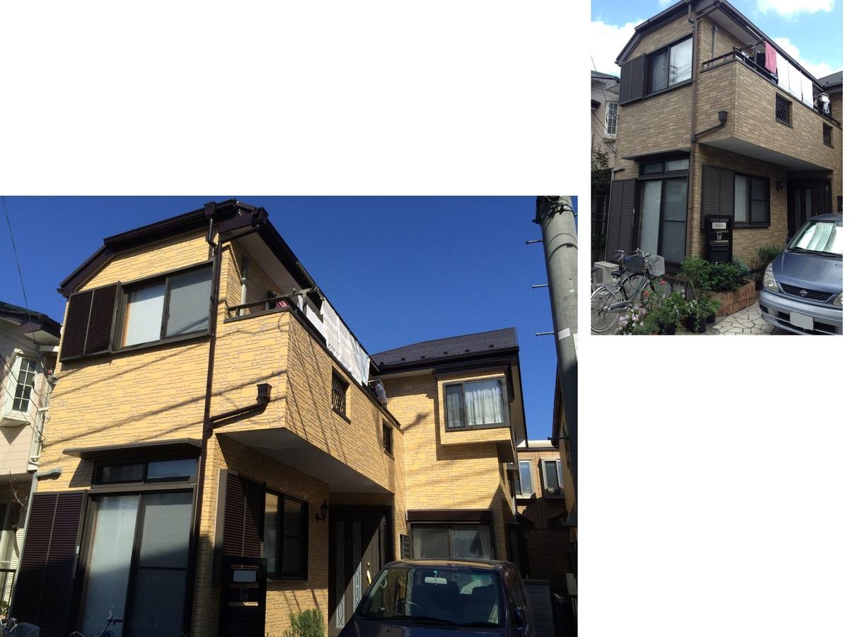 印西市 外壁屋根塗装工事 M様邸