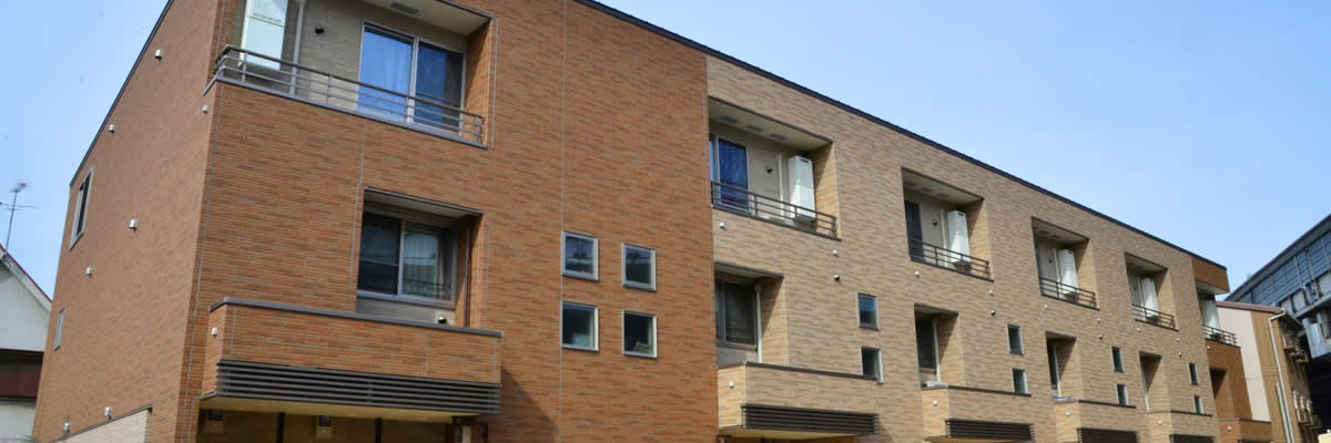 外壁塗装は大切な建物を守っています