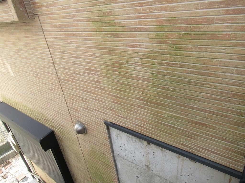 現場調査 外壁