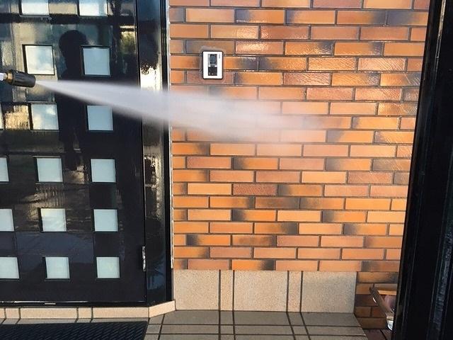 外壁塗装 付帯部塗装 シーリング 高圧洗浄