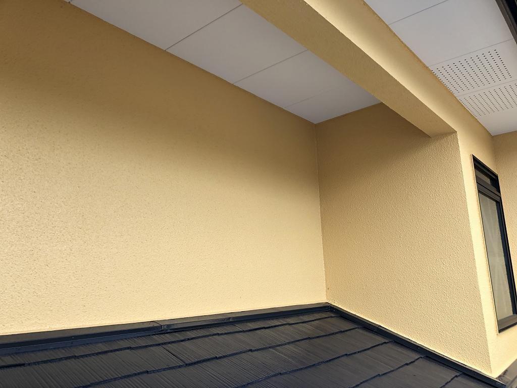 検査 外壁 軒天井