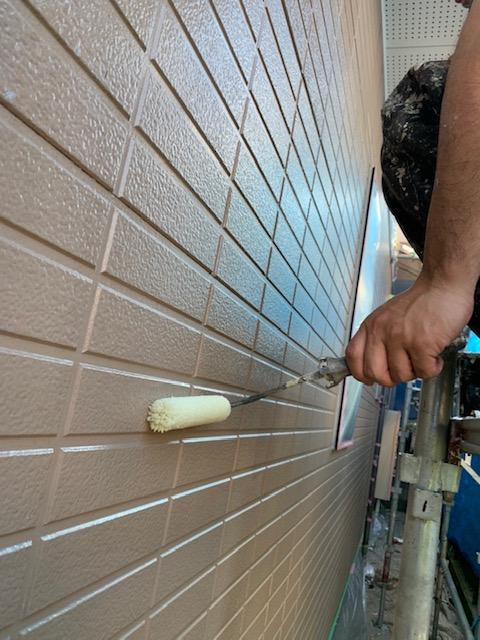 外壁塗装 下塗り 透明シーラー
