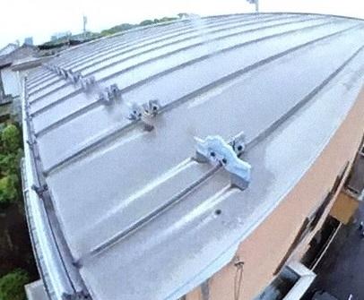 調査 屋根