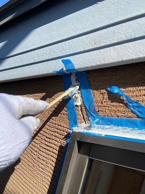 シーリング 外壁補修