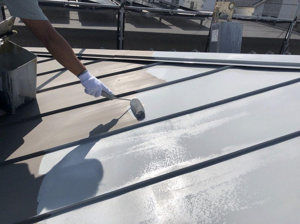 屋根塗装 下塗り 錆止め