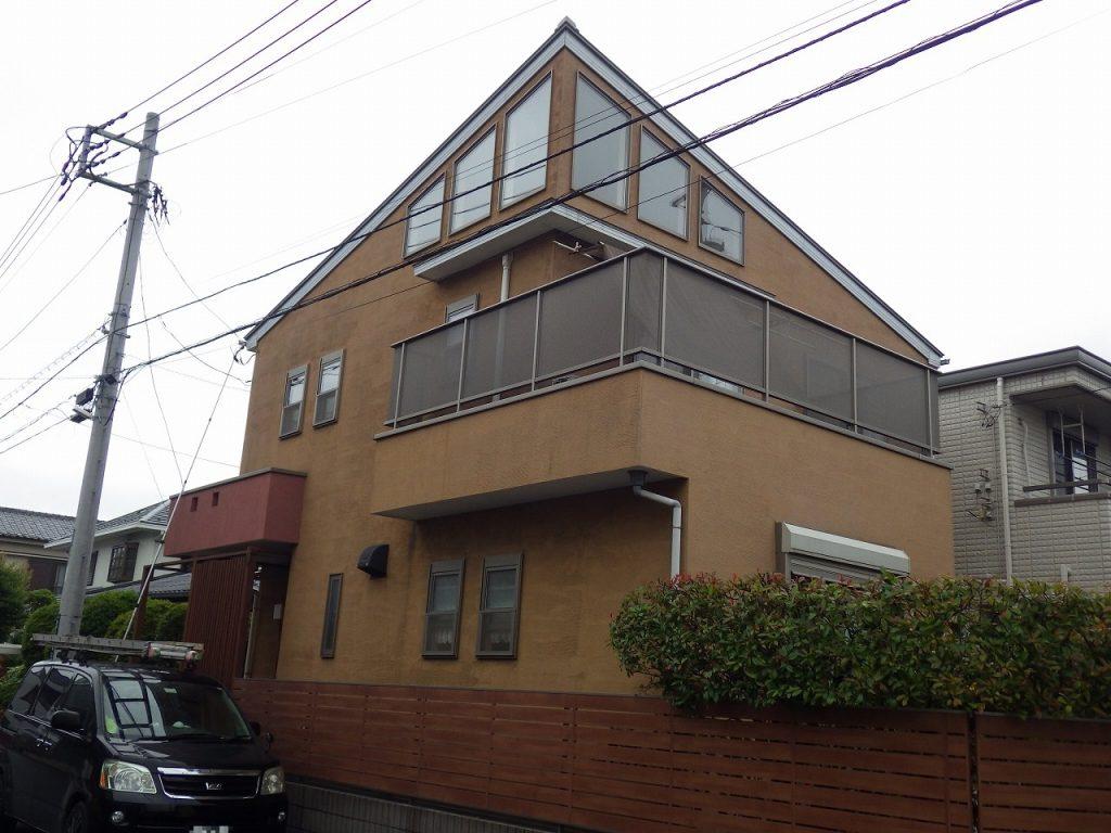 千葉市 外壁塗装 屋根塗装 付帯部塗装 防水
