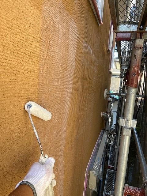 外壁塗装 下塗り サミプラ
