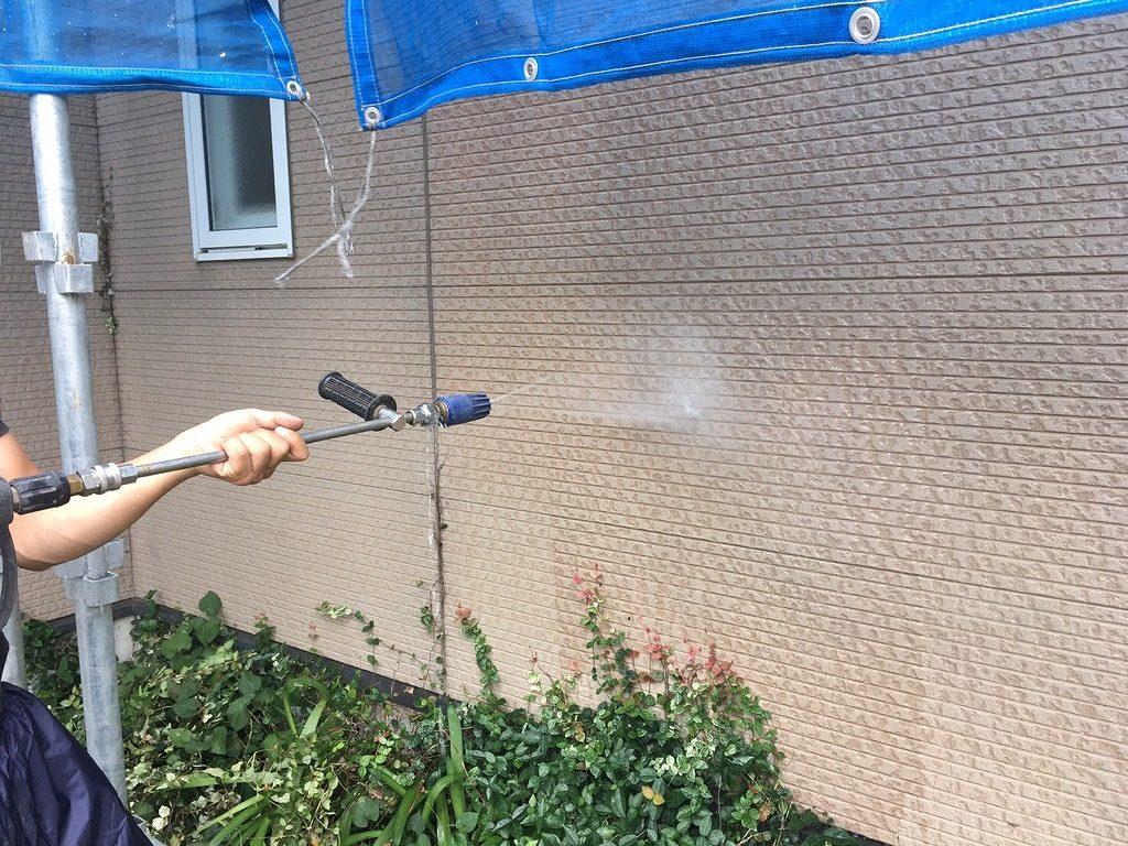 高圧洗浄 外壁塗装 屋根塗装
