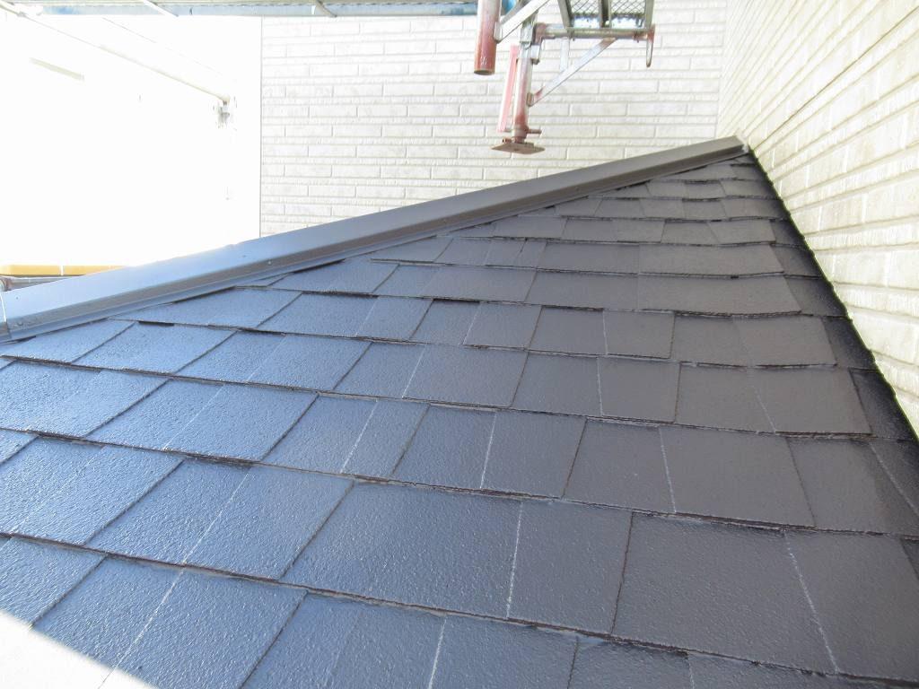検査 小屋根
