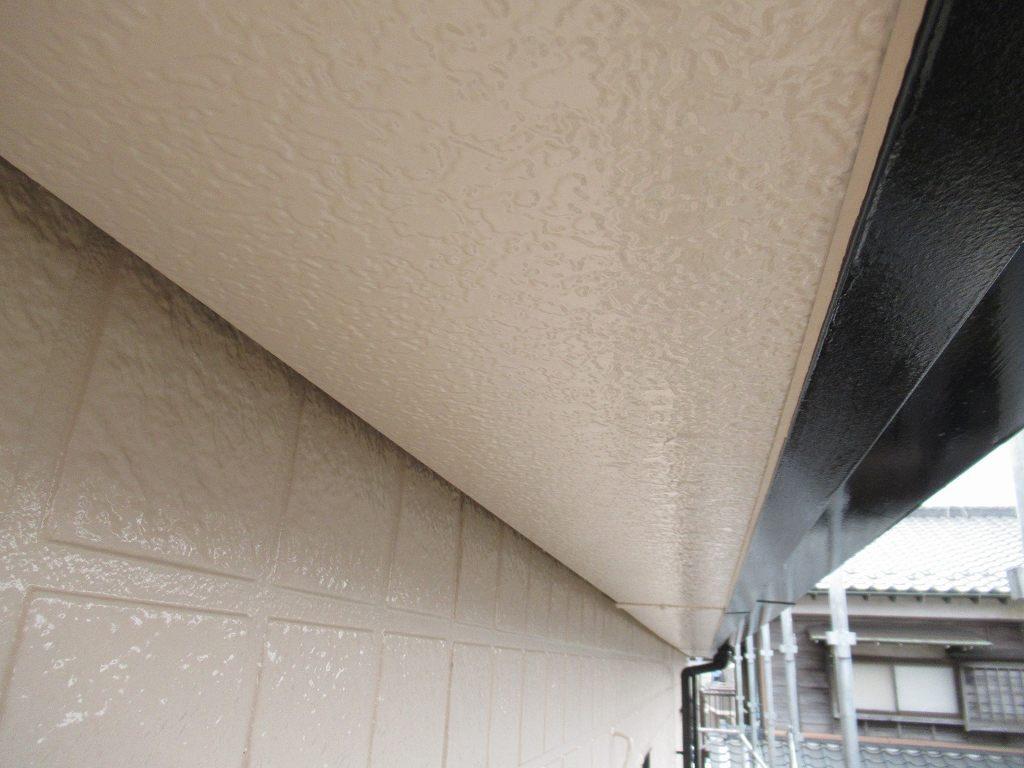 検査 軒天井 外壁
