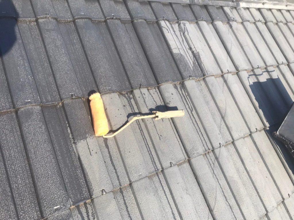 屋根塗装 下塗り 水系パワーシーラー