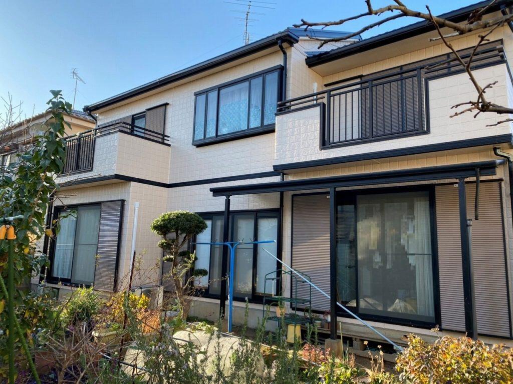 千葉市 外壁塗装 屋根塗装 付帯部塗装 シーリング