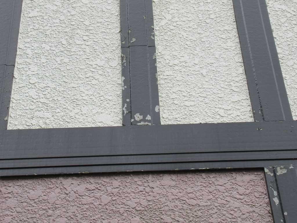 現場調査 外壁 亀裂