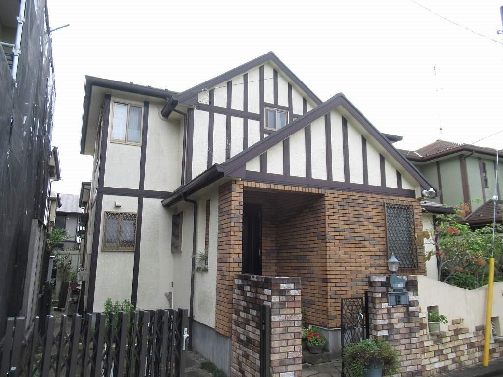 千葉県 千葉市 外壁塗装 屋根塗装 付帯部塗装 塀塗装 防水