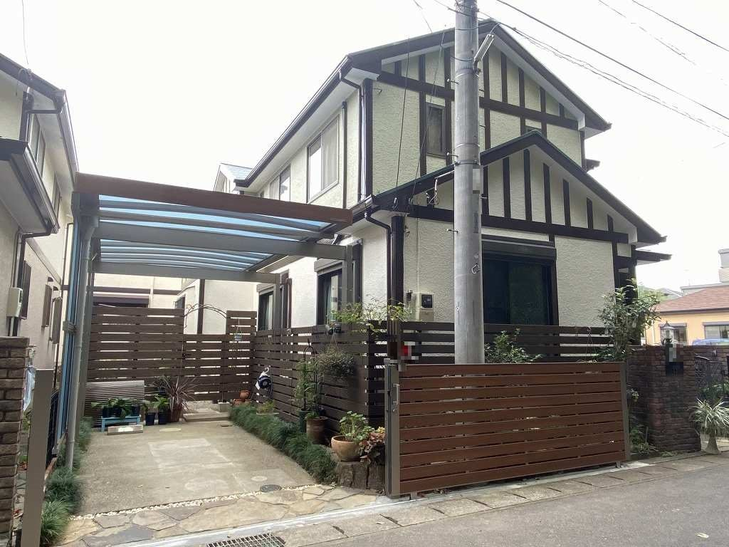 千葉市 外壁塗装 屋根塗装 付帯部塗装 防水 内装 エクステリア