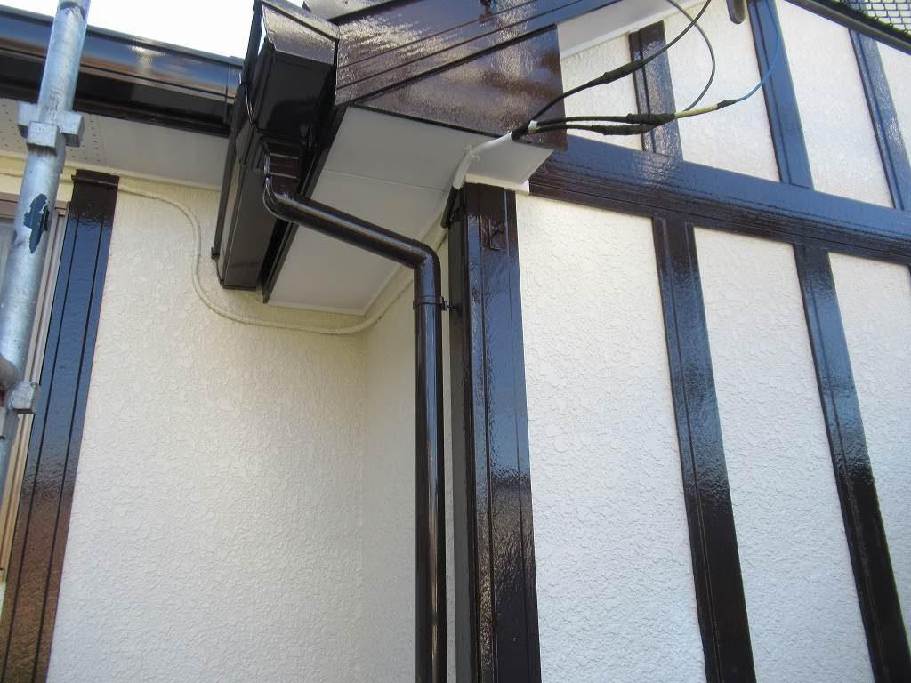 検査 外壁 幕板 雨樋 軒天井