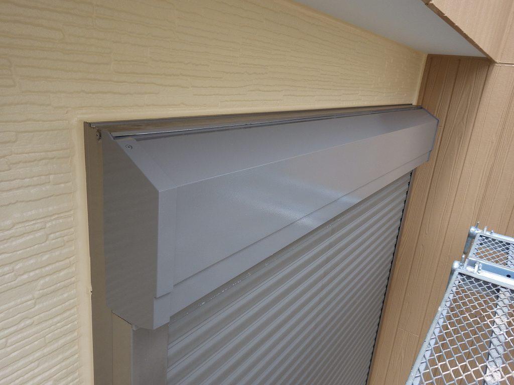 検査 外壁 サイディング 鉄部 シャッター