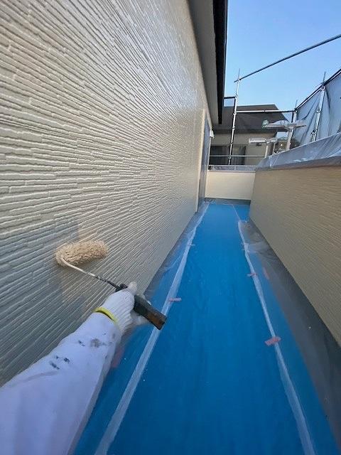 外壁塗装 サイディング 下塗り 下地調整 プラチナ無機バインダー