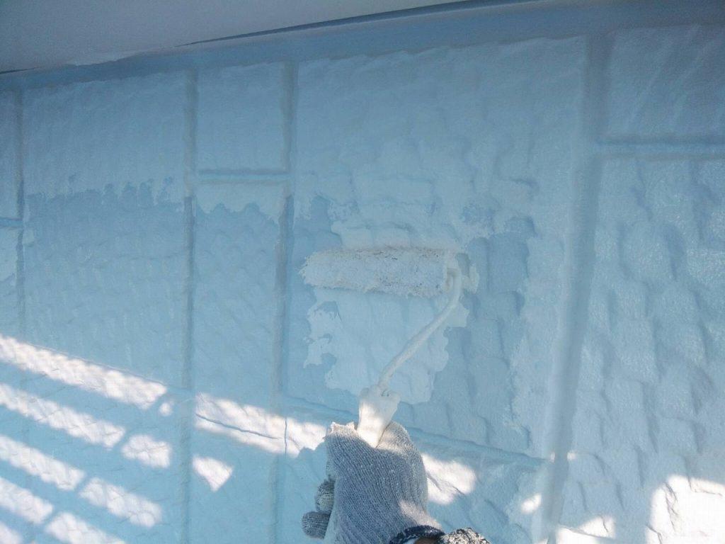 外壁塗装 上塗り アレスダイナミックTOP