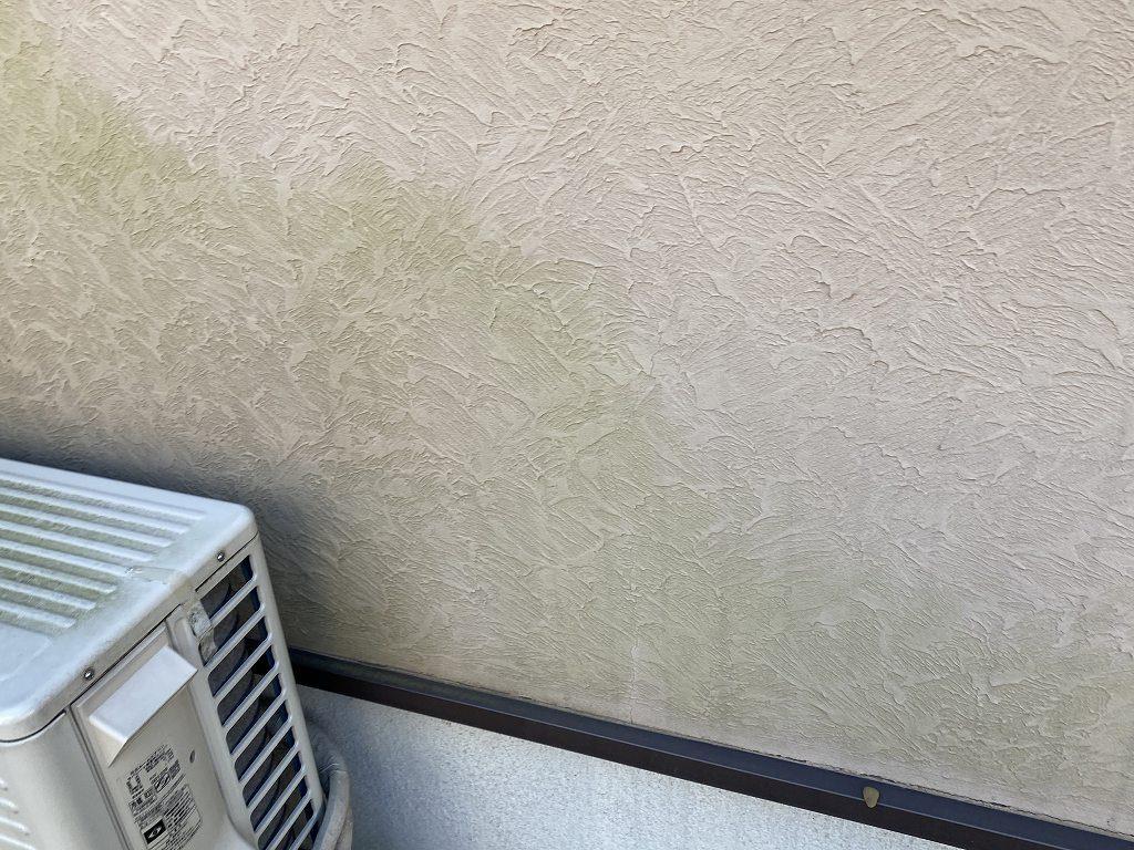 診断 外壁 劣化 汚染