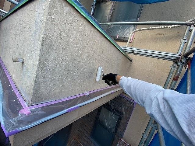 外壁塗装 モルタル 下塗り サミプラ