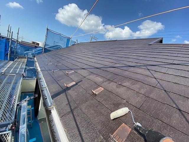 屋根塗装 スレート瓦 下塗り ベストシーラー