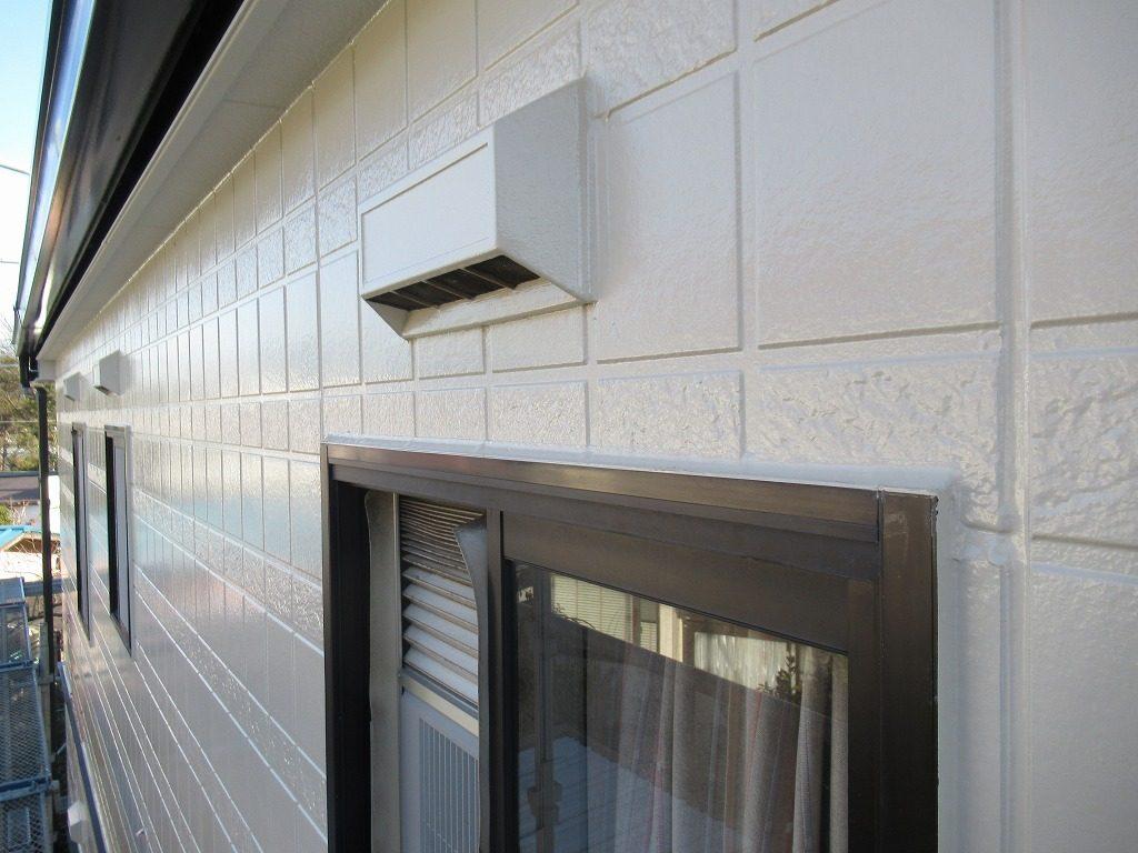 検査 外壁 窯業サイディング 鉄部