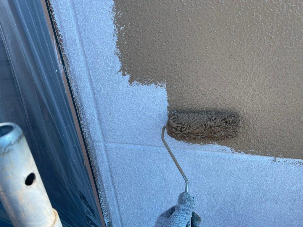 外壁塗装 上塗り プラチナ無機コート