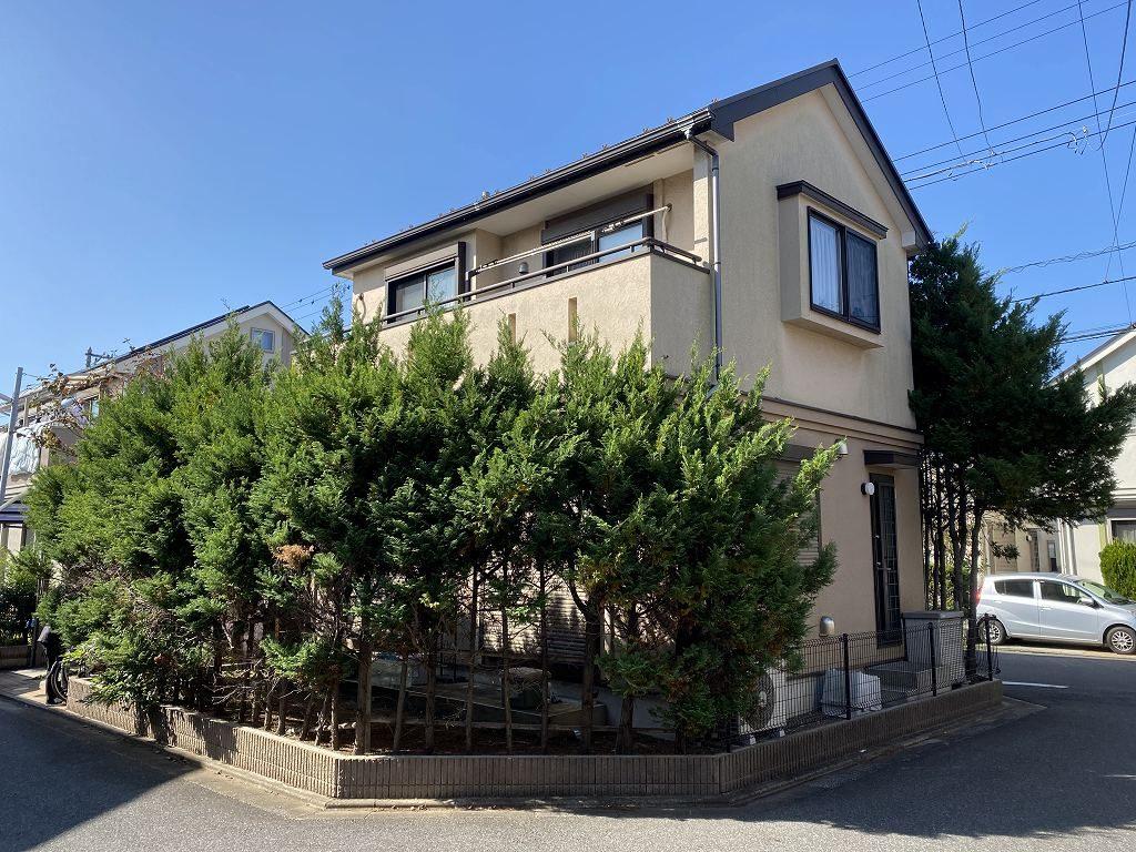 千葉市 外壁塗装 モルタル 屋根塗装 スレート瓦 付帯部塗装 バルコニー防水