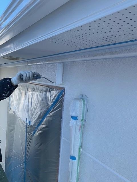 外壁塗装 ALC 下塗り プラチナフィラー