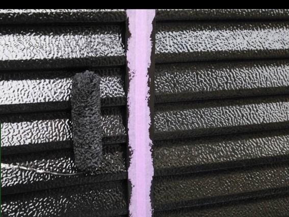 付帯部塗装 雨戸 ファインパーフェクトトップ