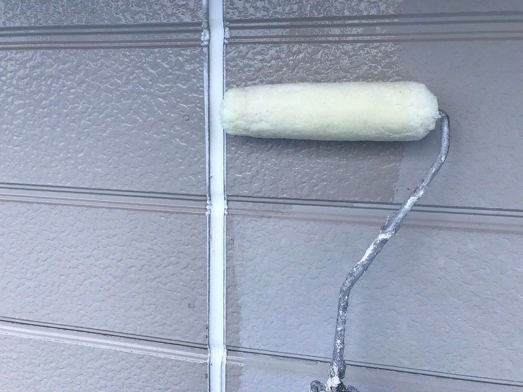 外壁塗装 透明シーラー 下塗り 窯業サイディング