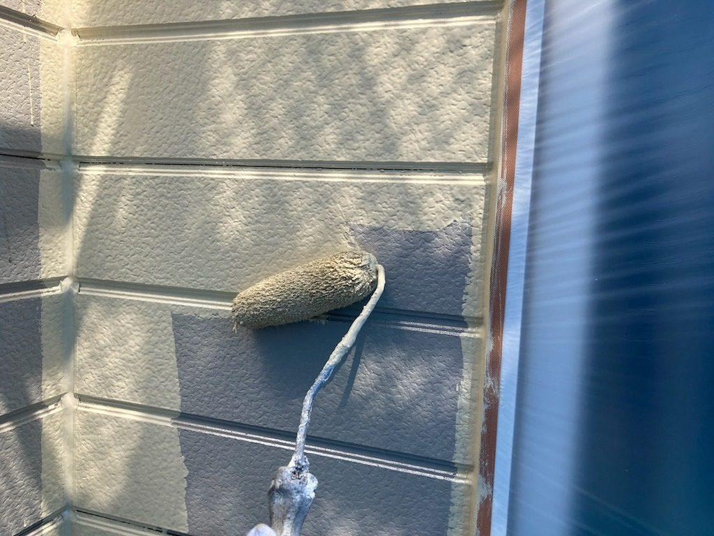 外壁塗装 窯業サイディング 中塗り ファインパーフェクトトップ