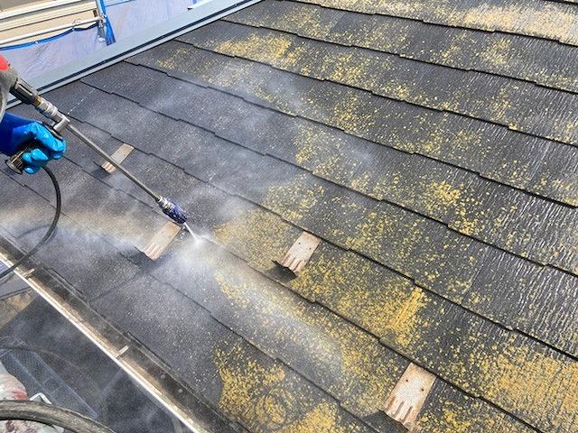 高圧洗浄 外壁 屋根
