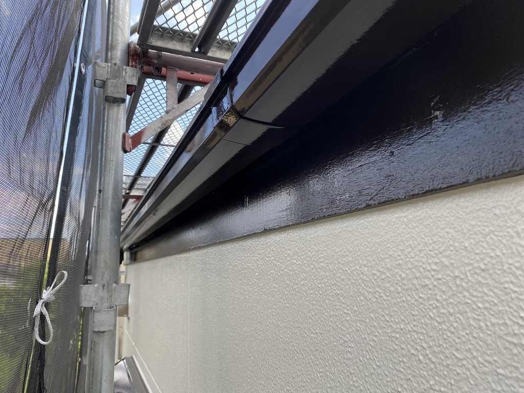 検査 破風 雨樋 外壁 ALC