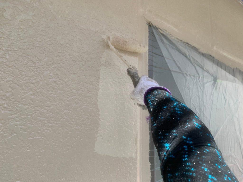 外壁塗装 ALC 3回塗り アレスダイナミックトップ