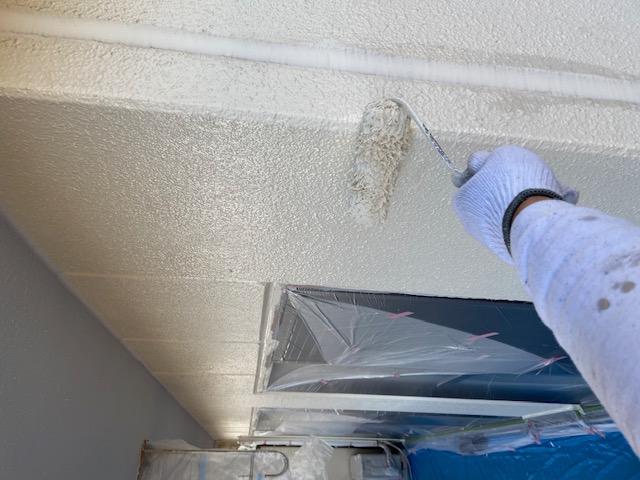 外壁塗装 ALC 中塗り プラチナ無機バインダー