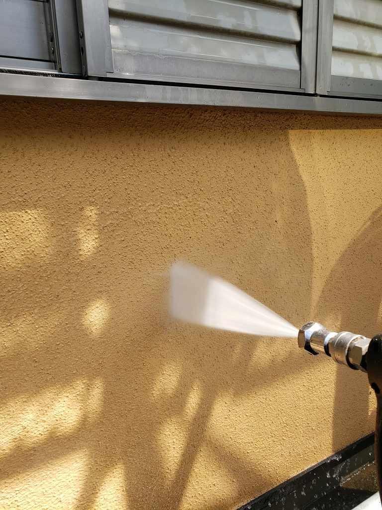 高圧洗浄 外壁塗装 モルタル 屋根塗装 新生スレート瓦