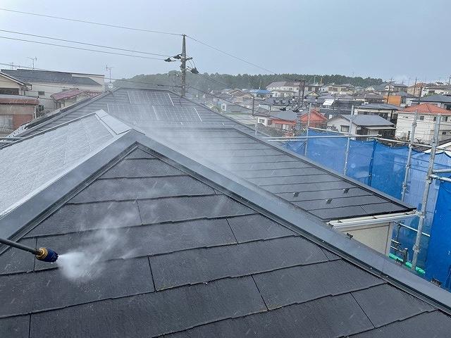 高圧洗浄 外壁塗装 ALC 屋根塗装 新生スレート瓦