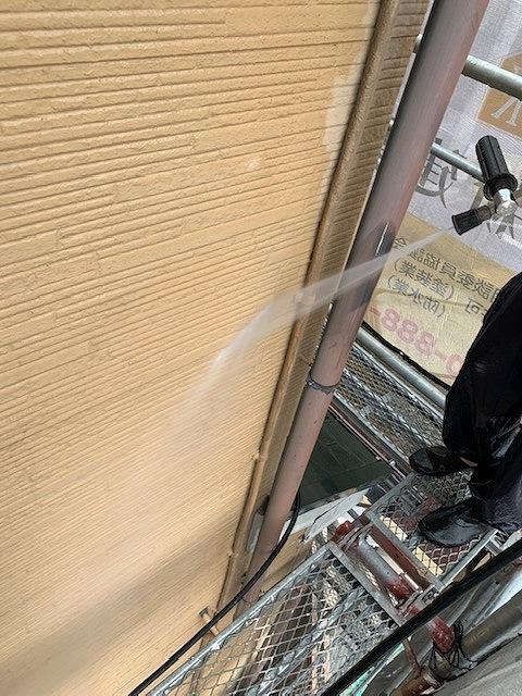 高圧洗浄 外壁塗装 屋根塗装 付帯部塗装