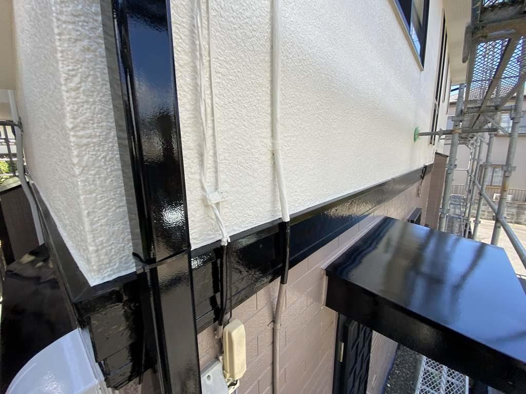 検査 外壁 モルタル 窯業サイディング 雨樋 鉄部