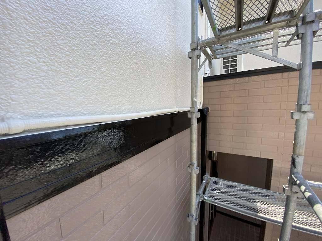 検査 外壁 モルタル 窯業サイディング