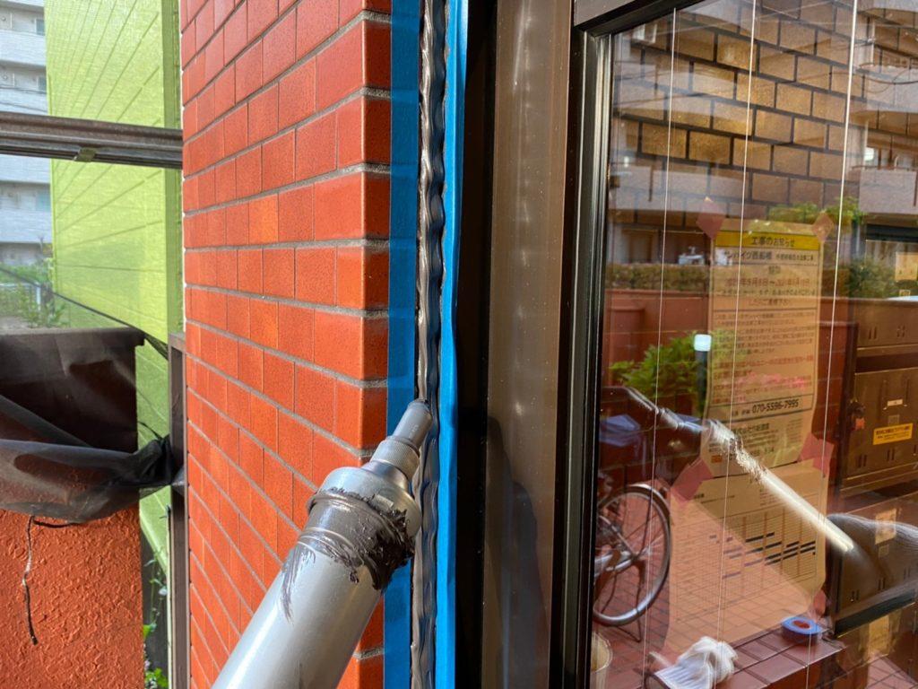 シーリング コーキング 窓回り 防水
