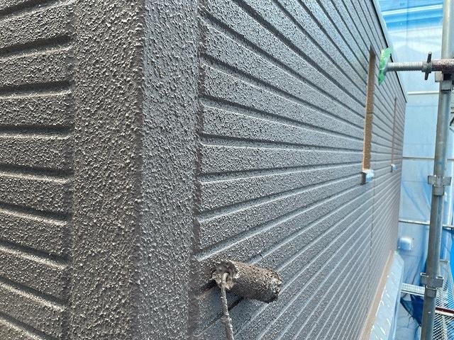 外壁塗装 ALC 3回塗り 上塗り アレスダイナミックトップ