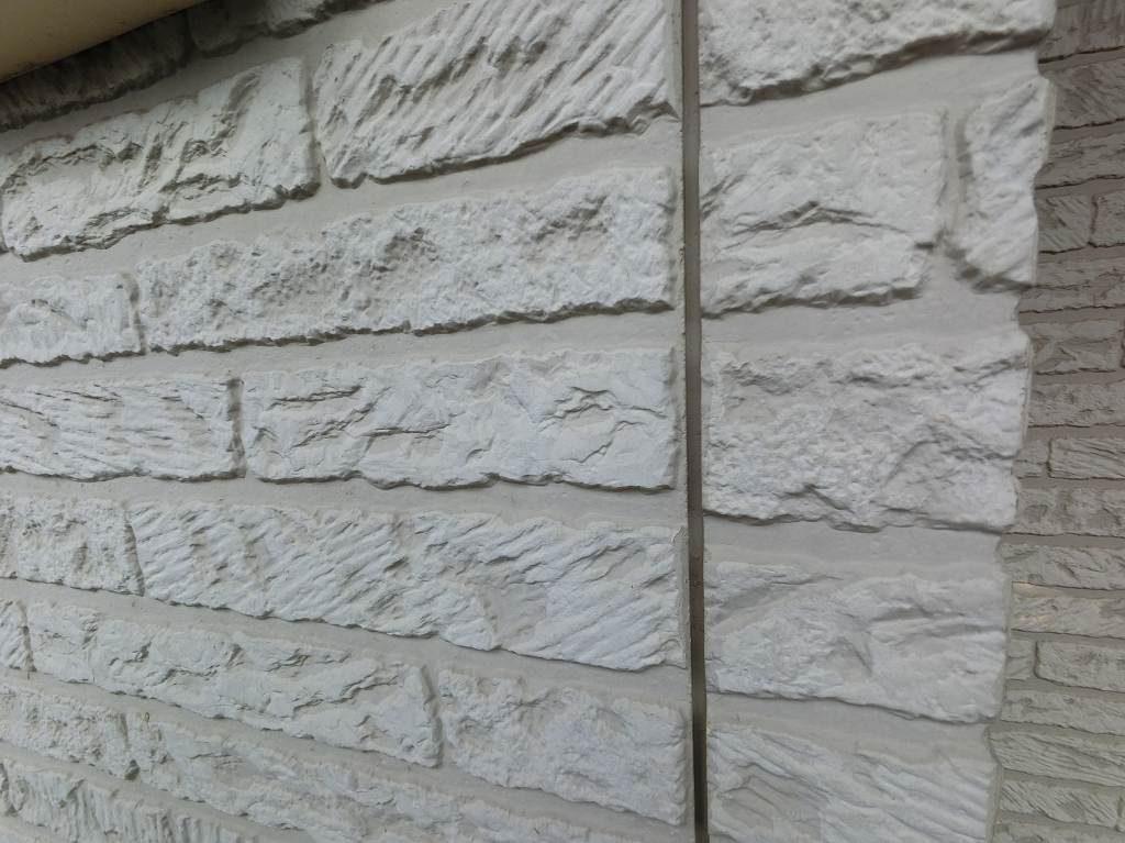 診断 外壁 窯業サイディング シーリング 劣化 やせ