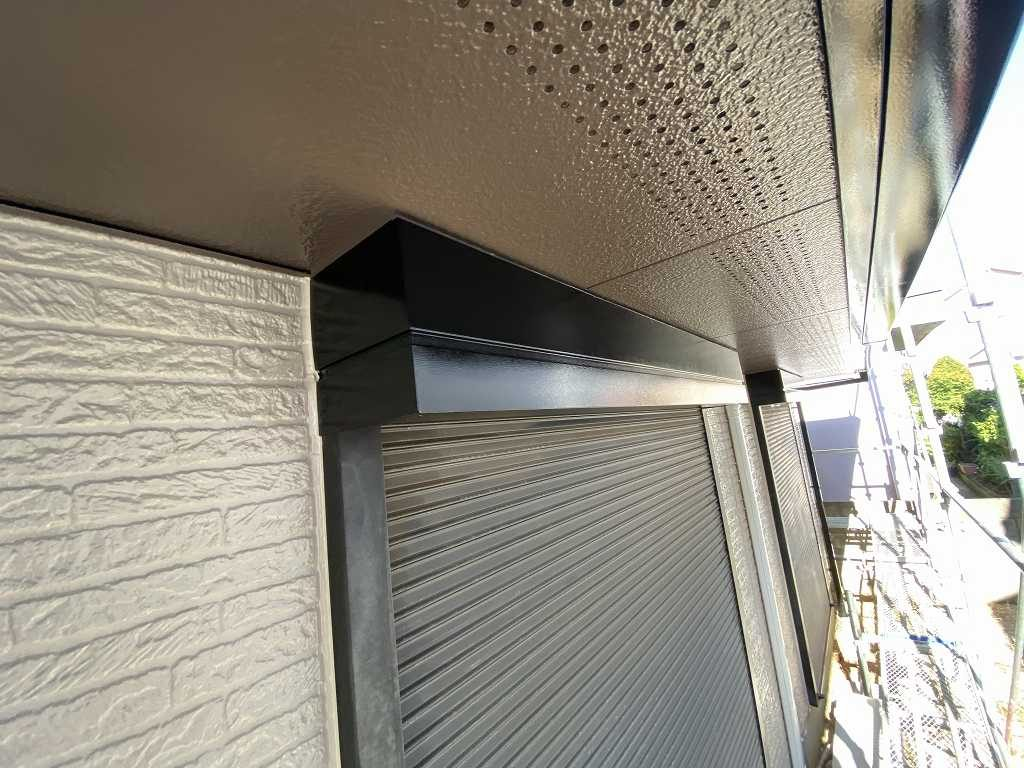 検査 外壁 窯業サイディング シャッター