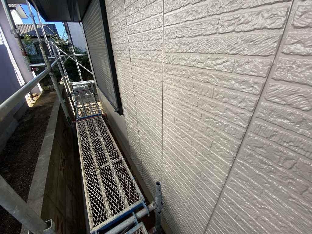 検査 外壁 窯業サイディング シーリング