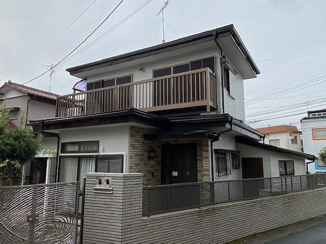 千葉市 外壁塗装 窯業サイディング 屋根塗装 新生スレート瓦 シーリング 付帯部塗装