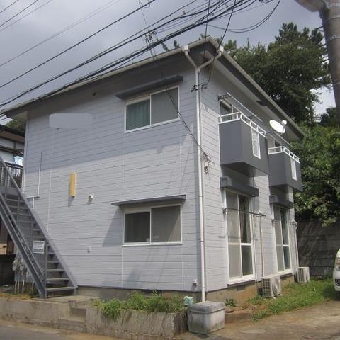 船橋市 K様所有アパート外壁・屋根塗装工事サムネイル